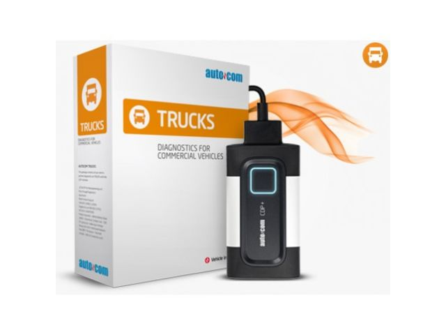 Appareil de diagnostic automobile : AUTOCOM CDP+ VERSION TRUCKS_EOBD SCAN_1