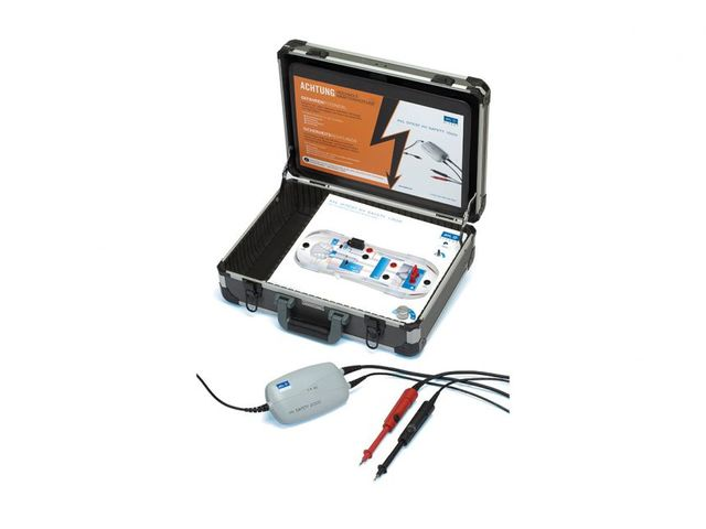 Appareil de mesure haute tension_AVL DITEST Training Kit_AVL DITEST GMBH_1