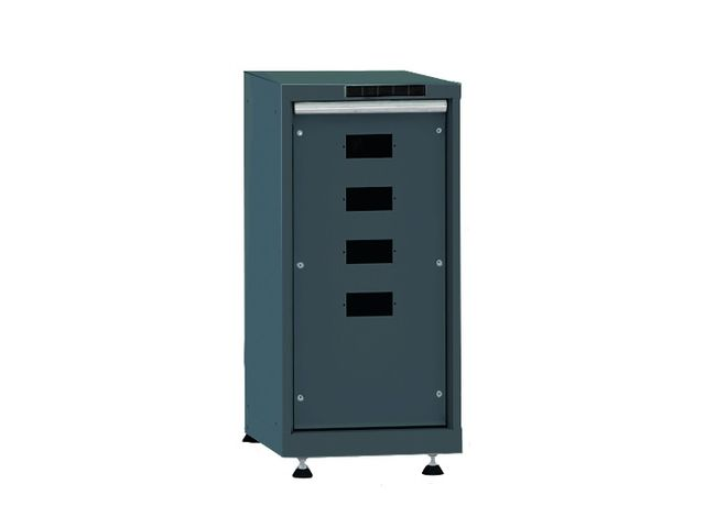 armoire pour module energie de lista informations et documentations equip garage. Black Bedroom Furniture Sets. Home Design Ideas