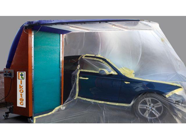 Cabine De Peinture Automobile Everet Ee7505ce De Sas Consogarage Com Informations Et Documentations Equip Garage