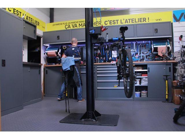 Dalles De Sol Pvc Modulaires Trm Garage