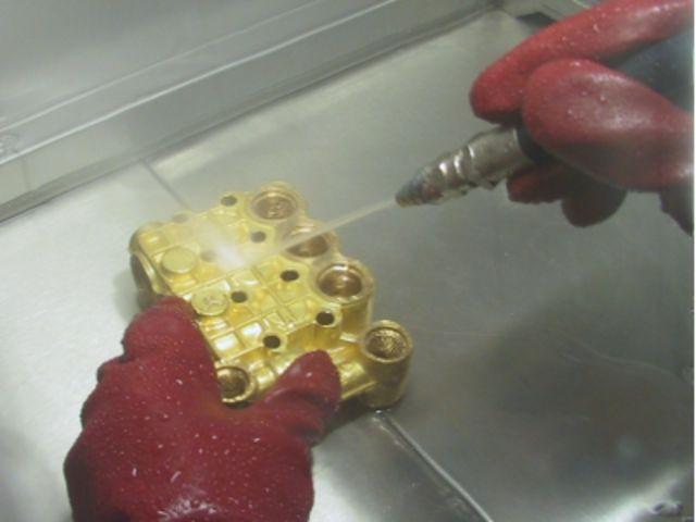 Fontaine de degraissage lavage manuel evospray haute pression jusqu 39 a 80 bars de efict - Lavage tapis maison ...