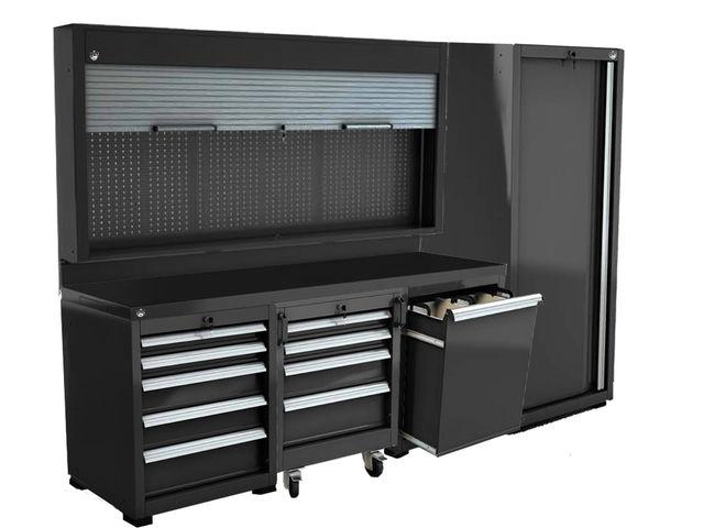 mobilier d 39 atelier at design de filcar sarl informations et documentations equip garage. Black Bedroom Furniture Sets. Home Design Ideas