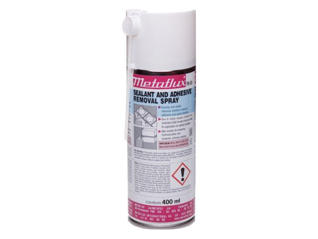 Spray éliminateur colles & joints 400ml
