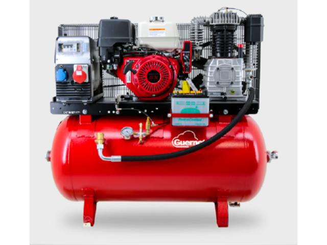 Compresseur essence ou diesel air courant soudure for Garage courant automobile vesoul