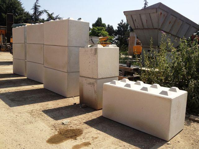 Mat riel de s curisation de surface offres et services de mat riel de s cur - Garage beton modulaire ...
