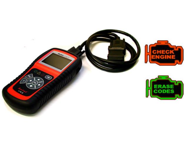 Lecteur diagnostic autolink al519 de obdauto for Diagnostic garage gratuit