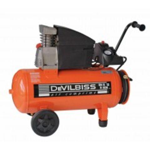 Compresseur 50 litres 2cv gamme devilbiss de gobillot for Compresseur garage automobile
