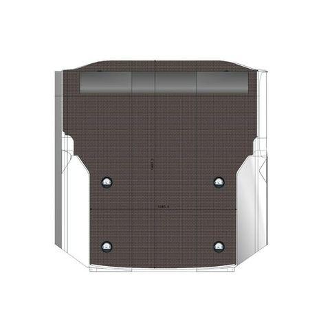 Plancher bois fiorino cubo avec cloison t l de setam for Assurance garage professionnel