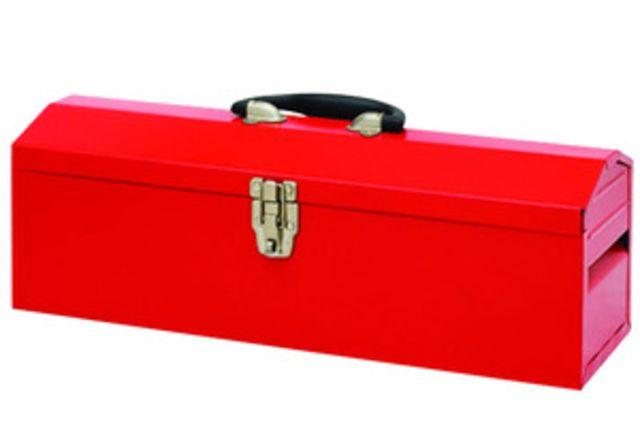 Caisse outils m tallique 1 compartiment avec plateau 87a03aus de king tony france - Mallette a dessin professionnel ...