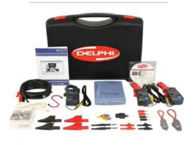 oscilloscopes pc kits de diagnostic automobile contact delphi france sas de delphi. Black Bedroom Furniture Sets. Home Design Ideas