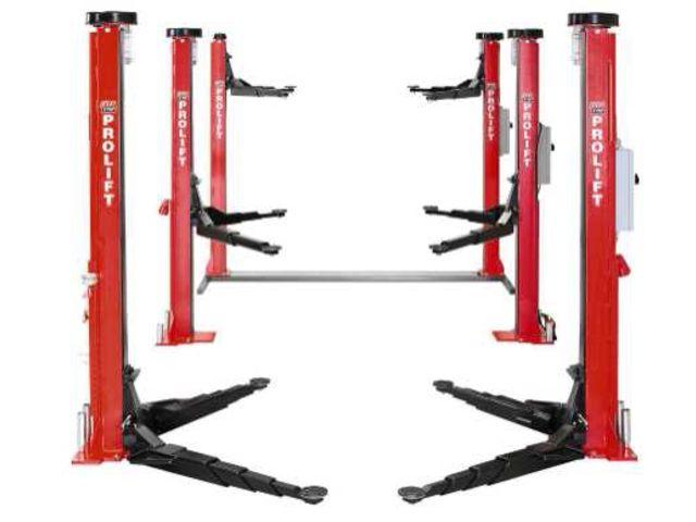 Pont l vateur 2 colonnes fixe vl vul gamme prolift for Location garage avec pont elevateur