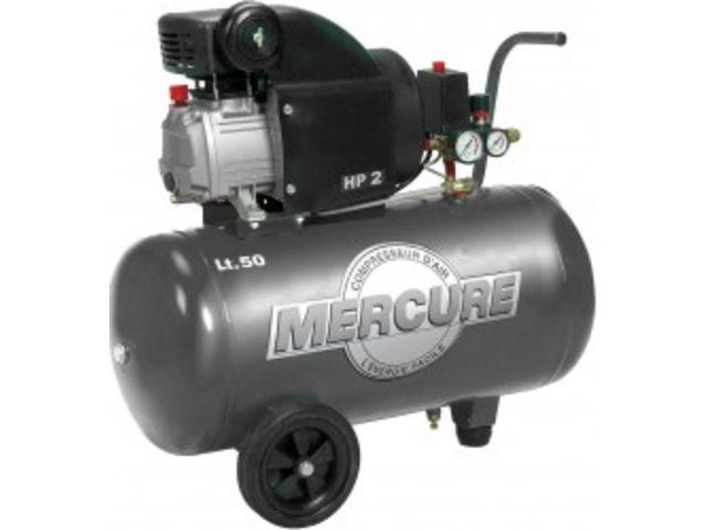 Compresseurs cuve entre 41 et 60 litres compresseur 50l for Compresseur garage automobile