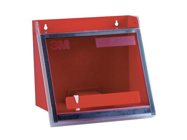 petite bo te de rangement pour masque de peinture 3m 1p de all4auto informations et. Black Bedroom Furniture Sets. Home Design Ideas