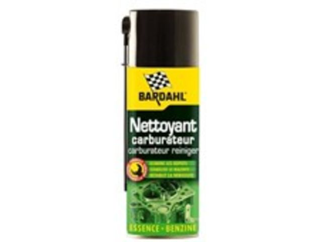 nettoyant injecteur carburateur bardahl 400ml de norauto informations et documentations. Black Bedroom Furniture Sets. Home Design Ideas