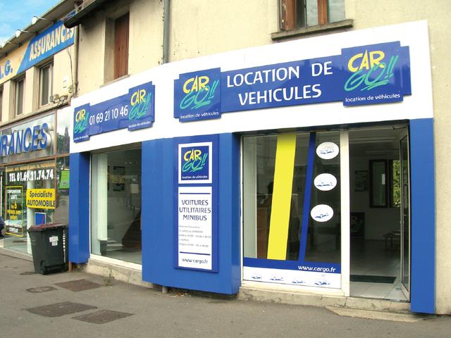Enseigne automobile offres et services de enseigne for Enseigne garage automobile