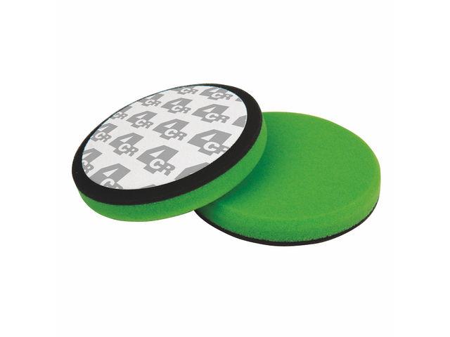 Mousse de polissage 150 x 25 mm vert moyen de for Polissage et lustrage voiture