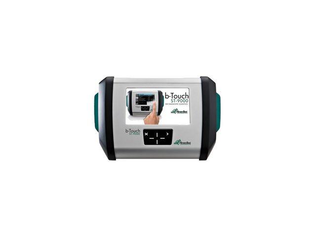 Appareil de diag multimarque b touch st 9000 de diag auto for Diagnostic garage gratuit