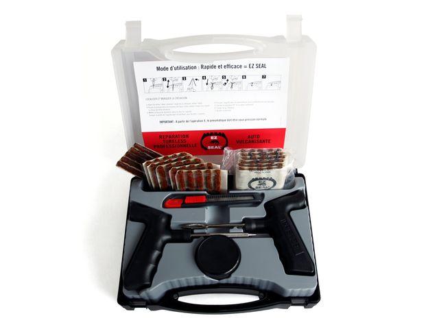 kit anti crevaison voiture slime kit anti crevaison pour. Black Bedroom Furniture Sets. Home Design Ideas