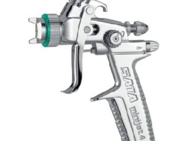 Pistolet de projection sata minijet 3000 b hvlp de sgi - Pistolet peinture automobile ...