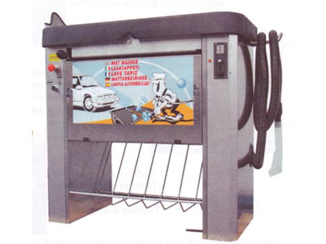 Lave tapis avec kit d 39 essorage triphas de nissen lavage automobile informations et Tapis machine a laver