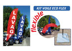 DRAPEAU ECO FLEX LAVAGE