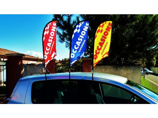 Flashi rotatif de apa france cr ateur de plv automobile for Plv garage automobile