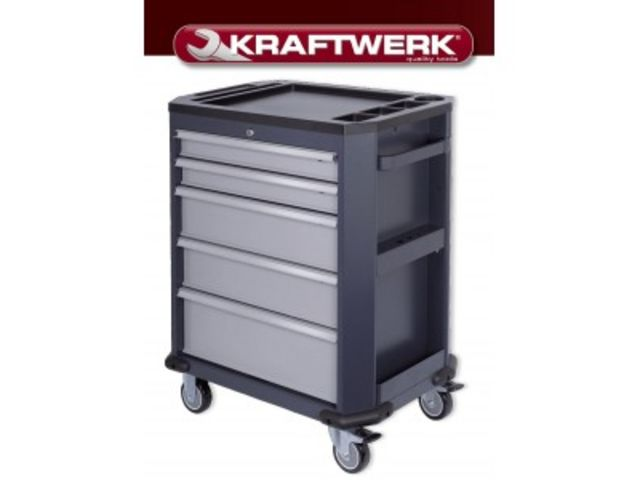 servante 5 tiroirs de kraftwerk informations et documentations equip garage. Black Bedroom Furniture Sets. Home Design Ideas