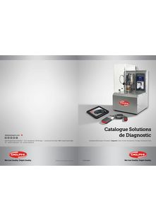 Catalogue Solutions de diagnostic