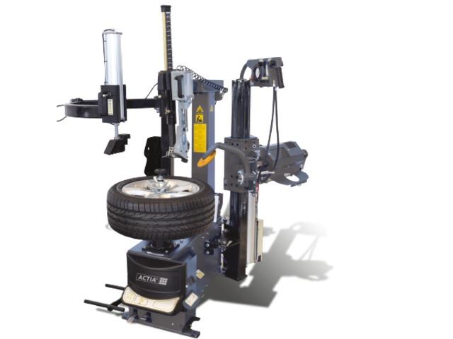 D monte pneus 4989pro de actia informations et for Garage pour monter pneus