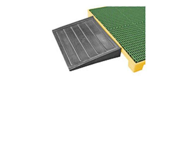 rampe d acc s en poly thyl ne et couvre joint inox pour plateformes de samoa france. Black Bedroom Furniture Sets. Home Design Ideas