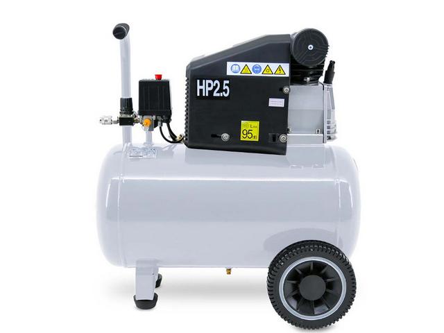 Compresseur piston 50l 220v de consogarage com for Compresseur garage automobile