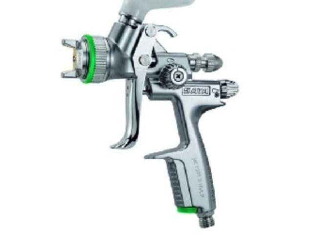 Pistolet de projection satajet 1000 b hvlp de sgi - Pistolet peinture carrosserie ...