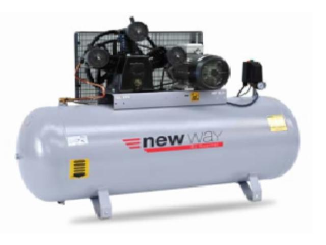 Compresseur d 39 air 270 litres de pro equipement specialiste for Compresseur garage automobile