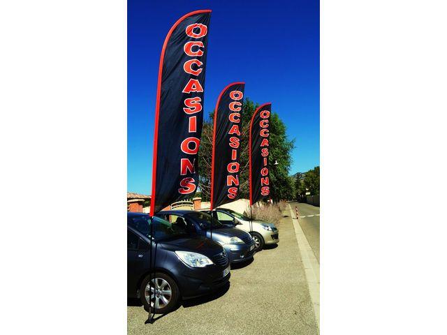 Kit eco flex de apa france cr ateur de plv automobile for Plv garage automobile