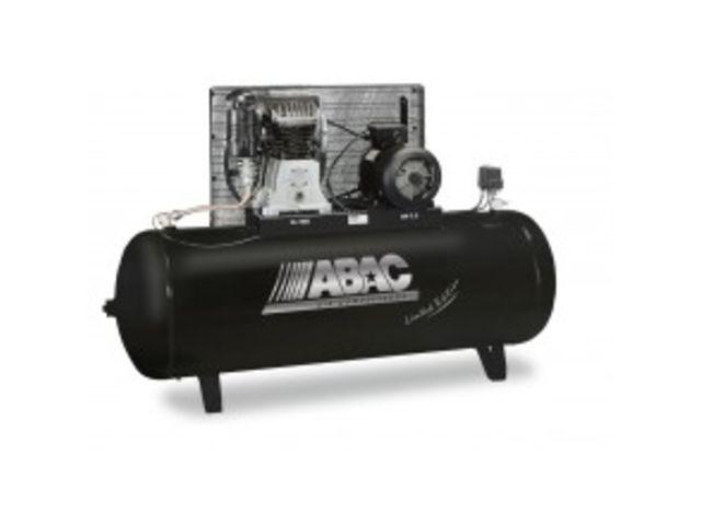 Compresseur 500 litres 7 5cv abac de gobillot for Compresseur garage automobile