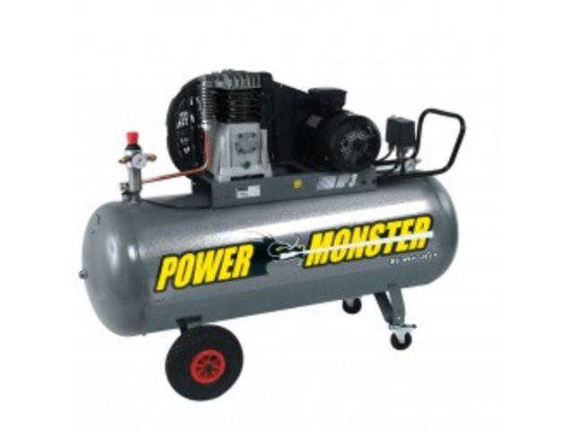 Compresseurs cuve de 200 litres et plus compresseur 200l for Compresseur garage automobile