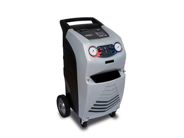 Station de climatisation r1234yf ou r134a acm2400 de for Garage recharge clim