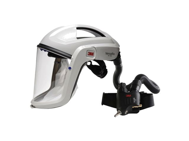 kit respiratoire 3m versaflo masque tuyau r gulateur art s par s de all4auto. Black Bedroom Furniture Sets. Home Design Ideas