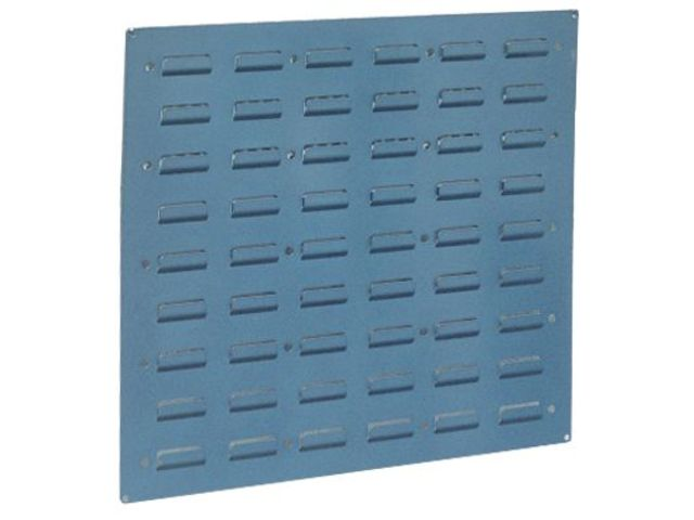 Panneau mural avec supports pour casier heco hev 640h340bl for Panneau mural garage