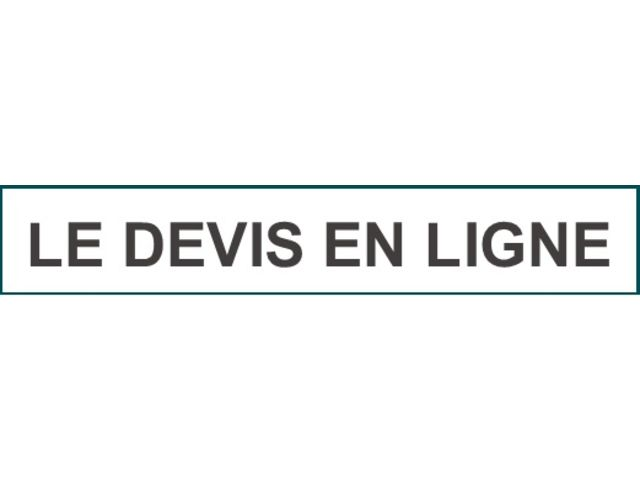 Le devis en ligne de etai informations et documentations for Garage devis en ligne