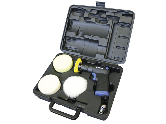 coffret polisseuse revolver 75 mm de all4auto informations et documentations equip garage. Black Bedroom Furniture Sets. Home Design Ideas