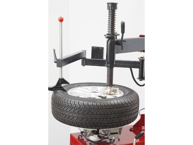 d monte pneus semi automatique 22 pouces avec un bras d assistance u200 de tyre bay direct. Black Bedroom Furniture Sets. Home Design Ideas