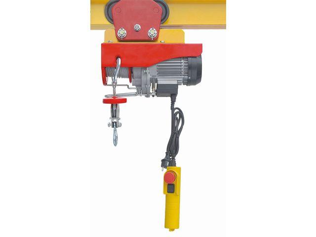 Chariot lectrique pour palans mw tools hnret1t de torros for Sous compteur electrique pour garage