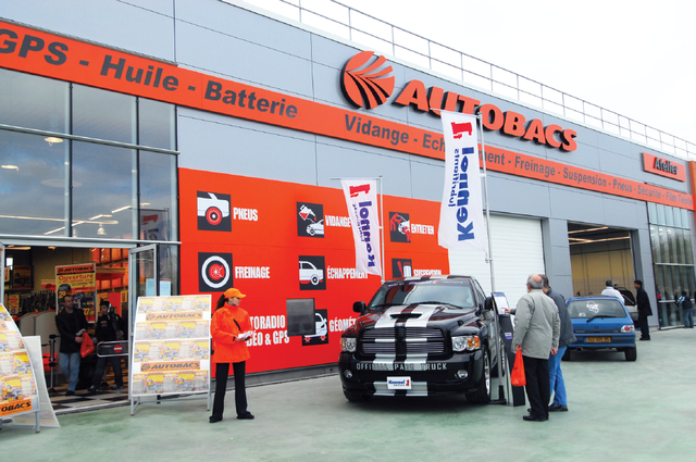 Enseigne centres auto offres et services de enseigne for Garage sans franchise