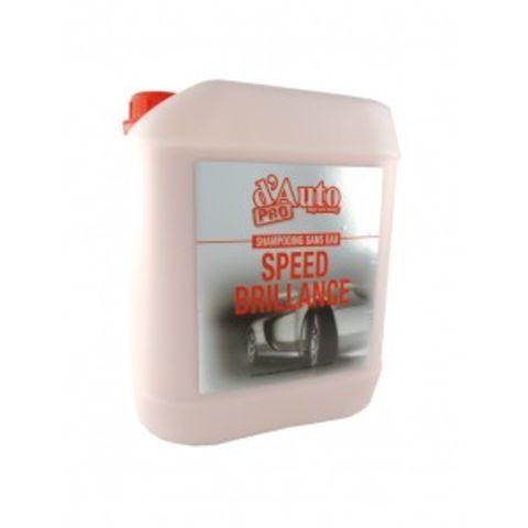 shampooing sans eau speed brillance 5l de dam societe. Black Bedroom Furniture Sets. Home Design Ideas
