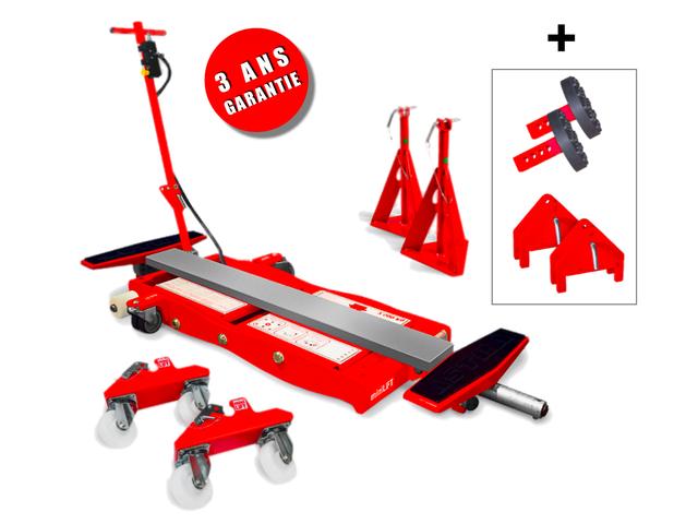 S lection de pont l vateur ciseaux de all4auto equip for Garage partenaire direct assurance