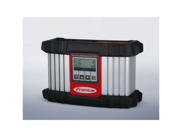 Chargeur de batterie professionnel fronius acctiva for Assurance garage professionnel