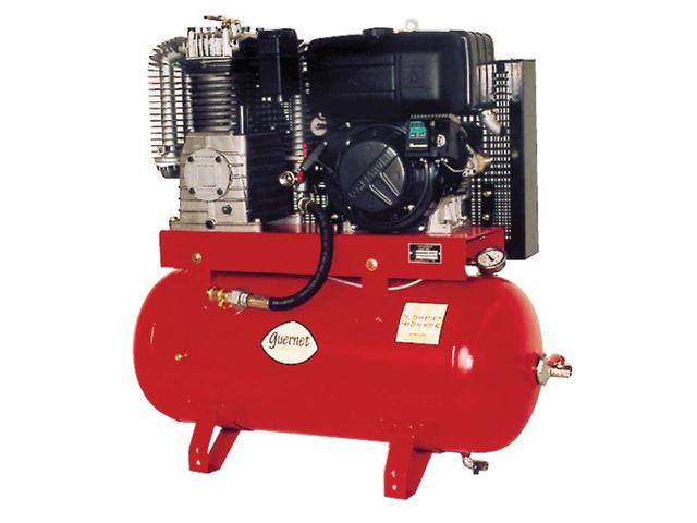 Compresseur diesel sur r servoir s rie sur r servoir de for Compresseur garage automobile