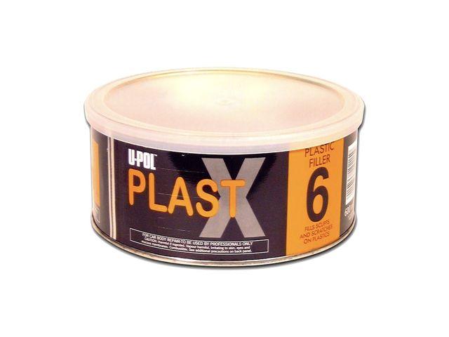 plast x 6 mastic fin pour plastiques boite 600 ml noir de all4auto informations et. Black Bedroom Furniture Sets. Home Design Ideas